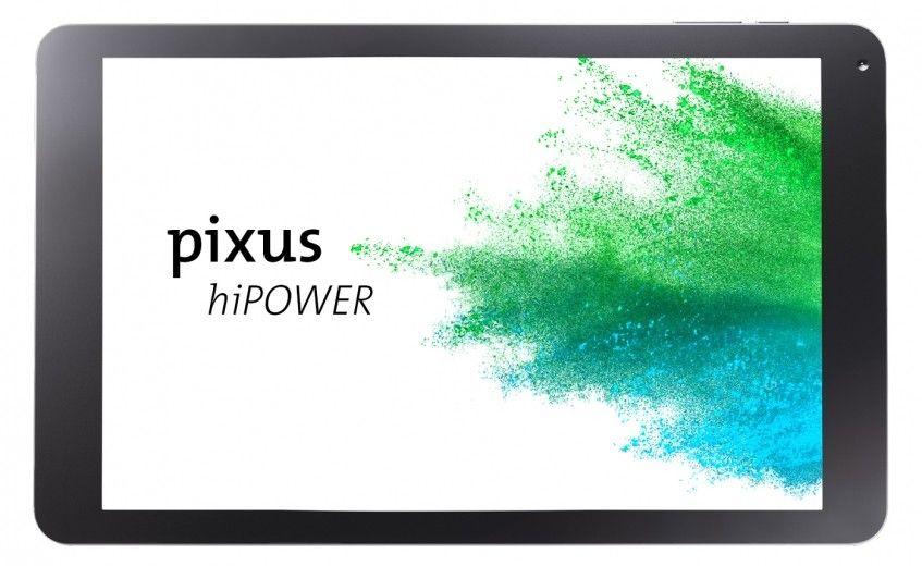 Планшет Pixus hiPower Black