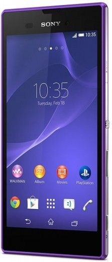 Смартфон Sony Xperia T3 D5102 Purple