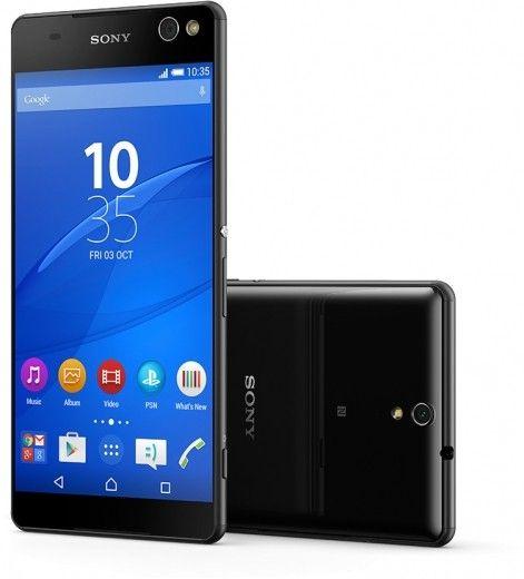 Мобильный телефон Sony Xperia C5 Ultra E5533 Black