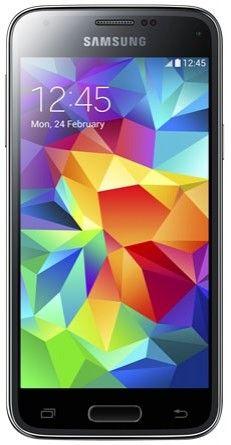 Смартфон Samsung G800H Galaxy S5 Mini Duos Charcoal Black