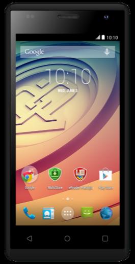 Мобильный телефон Prestigio 3458 DUO Wize O3 Black