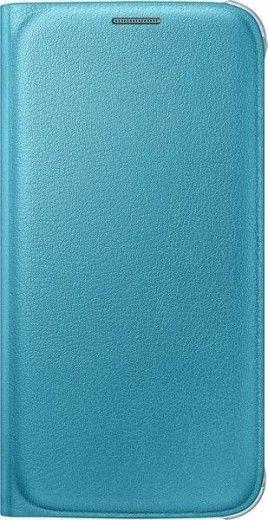 Чехол Samsung Zero для Samsung Galaxy S6 Blue (EF-WG920PLEGRU)
