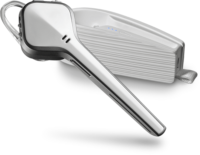 Bluetooth-гарнитура Plantronics Voyager Edge White (201020-05)