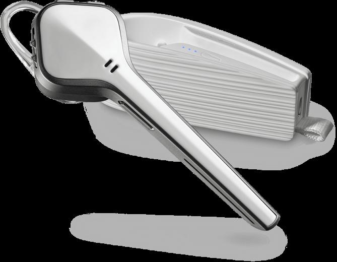 Bluetooth-гарнитура Plantronics Voyager Edge White (201020-05)