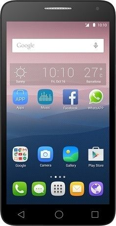 Мобильный телефон Alcatel One Touch Pop 3 5015D Dual SIM Soft Gold