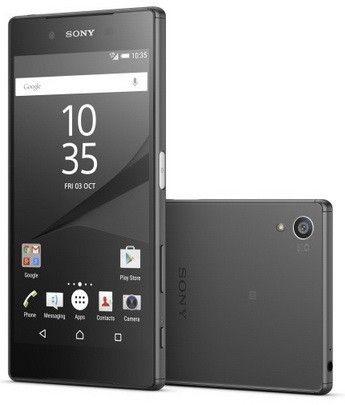 Мобильный телефон Sony Xperia Z5 E6683 Black