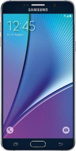 Мобильный телефон Samsung Galaxy Note 5 N920C (SM-N920CZKASEK) Black Sapphire
