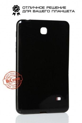 Силиконовый чехол BeCover для Samsung Tab 4 7.0 T230/T231 Black
