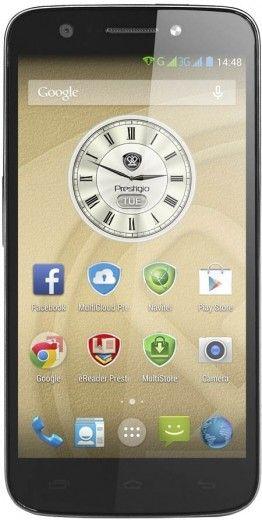 Мобильный телефон Prestigio MultiPhone 5508 Duo Silver