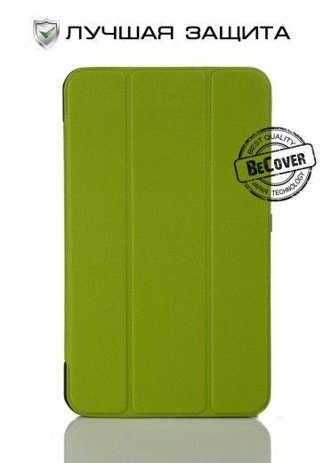 Чехол-книжка BeCover Smart Case для Samsung Tab 4 7.0 T230/T231 Green