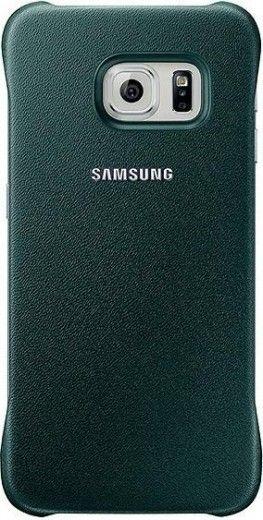 Накладка Samsung Zero Edge для Samsung Galaxy S6 Edge Green (EF-YG925BGEGRU)