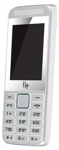 Мобильный телефон Fly FF241 White