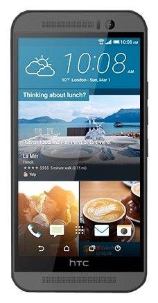 Мобильный телефон HTC One M9 Gunmetal Gray