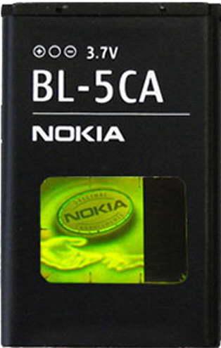 Аккумулятор Nokia BL-5CА