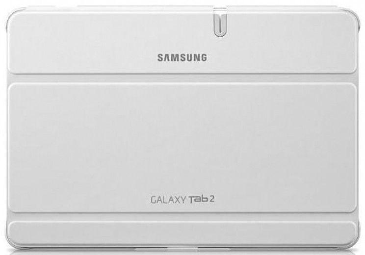 Обложка Samsung для Galaxy Tab 2 10.1 White (EFC-1H8SWECSTD)