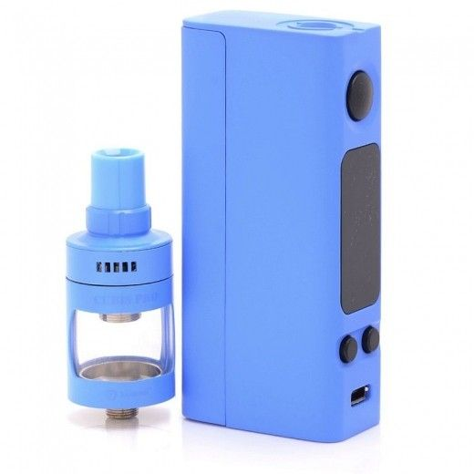 Стартовый набор Joyetech eVic Vtwo Mini Cubis Pro Kit Blue (JTEVTWMINCKBL)