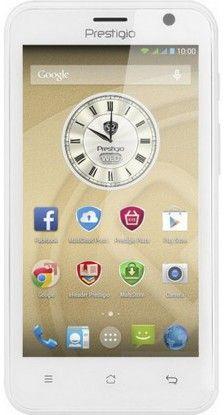 Мобильный телефон Prestigio MultiPhone 3450 Duo White
