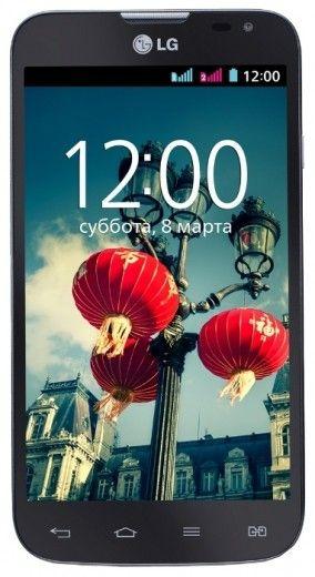 Мобильный телефон LG L70 D325 Dual Sim Black