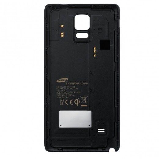 Задняя крышка Samsung BackCover EP-CN910IBRGRU для Galaxy Note 4 N9100