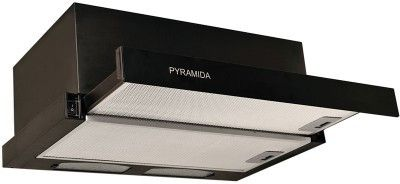 Вытяжка PYRAMIDA TL 50 BLACK/N