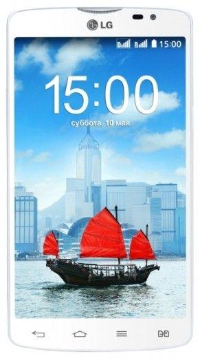 Смартфон LG D380 L80 White