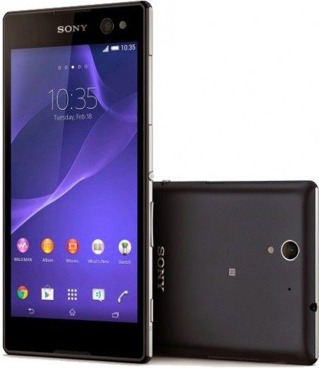 Мобильный телефон Sony Xperia C3 D2502 Black