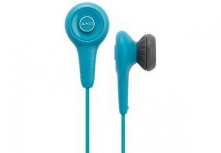 Навушники AKG Y10 Blue (Y10BLU)