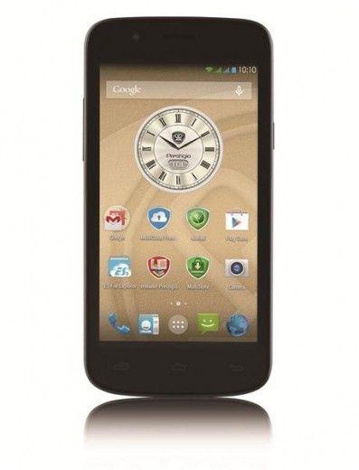 Мобильный телефон Prestigio MultiPhone 5504 DUO Black