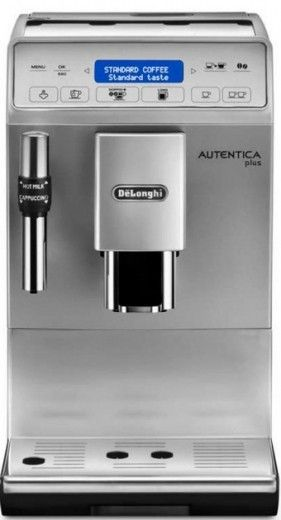 Кофеварка эспрессо DELONGHI ETAM 29.620.SB Autentica Plus