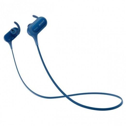 Навушники Sony MDR-XB50BS Blue