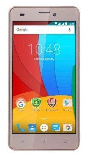 Мобильный телефон Prestigio 5502 Muze A5 Dual Gold