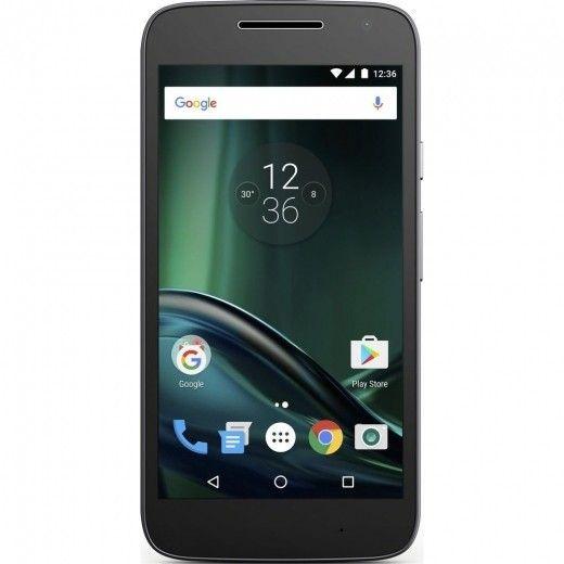 Мобильный телефон Motorola Moto G4 Play XT1602 Black