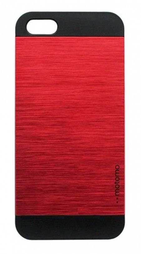 Бампер Motomo Metal Case iPhone 6 Red