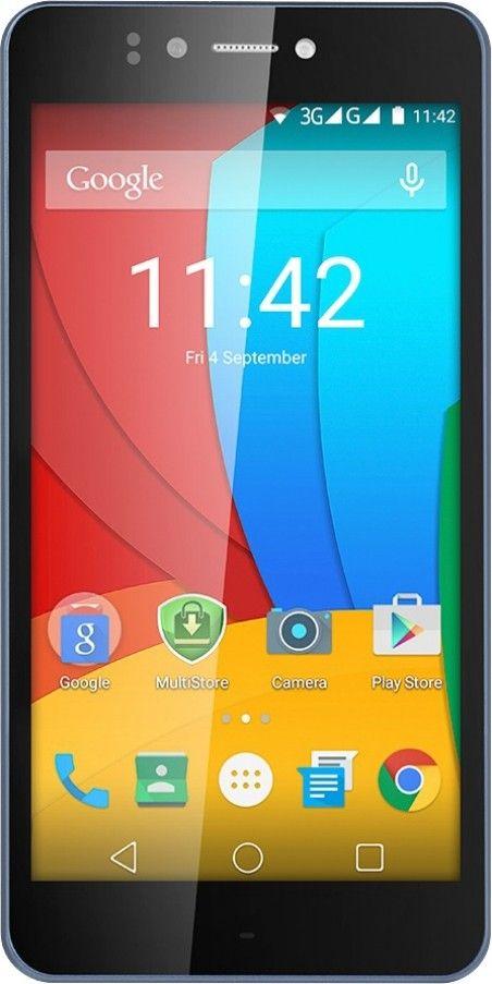 Мобильный телефон Prestigio MultiPhone 3530 Muze D3 (PSP3530DUOBLACK) Black