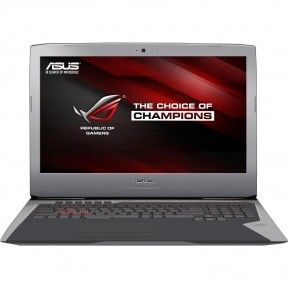 Ноутбук ASUS ROG G752VL (G752VL-T7033T)