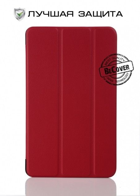 Чехол-книжка BeCover Smart Case для Acer W1-810 Red