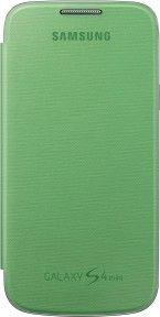Чехол-книга Samsung для Galaxy S4 Mini Green (EF-FI919BGEGWW)