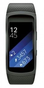 Фитнес-трекер Samsung Gear Fit 2 Dark Gray (SM-R3600DAASEK )
