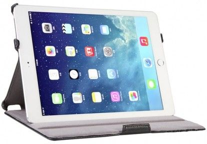 Обложка AIRON Premium для iPad Air 2 Black  (4822356754446)