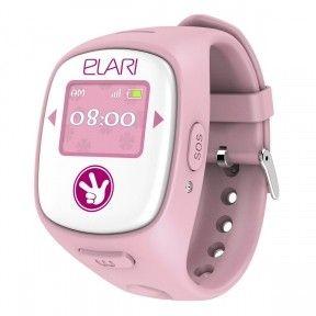 Детский телефон-часы с GPS трекером FIXITIME 2 Pink (FT-201P)
