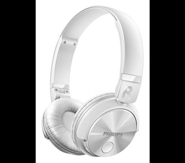 Навушники Philips SHB3060WT/00 White