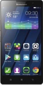 Мобильный телефон Lenovo P90 Onyx Black