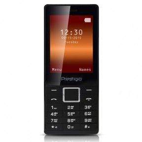 Мобильный телефон Prestigio 1280 Muze B1 Dual Black
