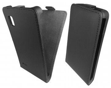 Чехол GlobalCase (Flip) для LG P760/765 L9 Black