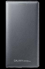 Чехол Samsung для Grand Prime Flip Wallet EF-WG530BSEGRU Charcoal