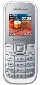 Мобильный телефон Samsung E1202 Duos White