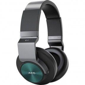 Навушники AKG K545 Black-Turquoise (K545BTQ)