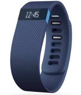 Фитнес-трекер Fitbit Charge HR Large (FBHRBUL) Blue