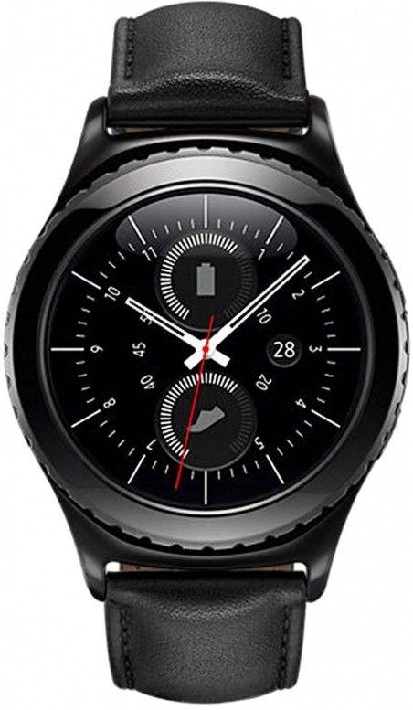 Смарт часы Samsung Galaxy Gear S2 Classic (SM-R7320ZKASEK) Black