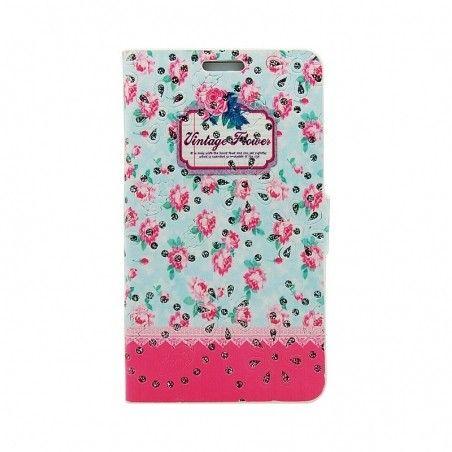 Чехол-книжка Book Cover Cath Kidston with diamonds Lenovo A2010 Pink